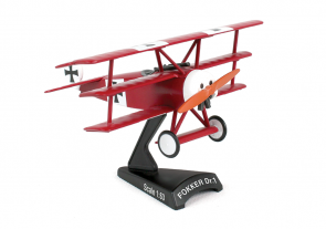 WWI Fokker Dr.I  by Postage Stamp Models PS5349 scale 1:63