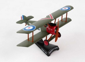 Sopwith Camel Arthur Roy Brown Royal Air Force (RAF) Postage Stamp PS5350-2 Scale 1:63