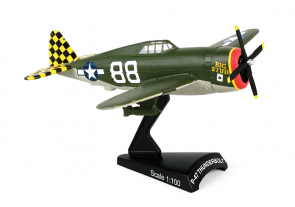 USAF P-47 Thunderbolt by Postage Stamp Models PS5359-2 scale 1:100