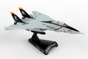 F-14 Tomcat Jolly Rogers VF-103 Postage Stamp PS5383-3 Scale 1:16