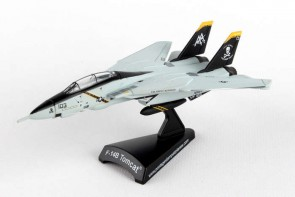 F-14 Tomcat Jolly Rogers VF-103 Postage Stamp PS5383-3 Scale 1:160