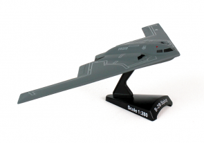 USA B-2 Spirit Stealth Bomber by Postage Stamp Models PS5387 scale 1:280