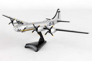 B-29 superfortress USAAF #54 Die-Cast Museum of Flight by Postage Stamp Models PS5388-2 Scale 1:200 eztoys