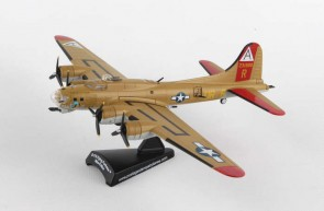 B-17G Flying Fortress Nine o' Nine Postage Stamp PS5402-3 Scale 1:155