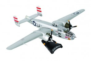 "USAF B-25j Mitchell ""Panchito"" Postage Stamp PS5403-4 scale 1:100"