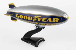 Goodyear Blimp Tires by Postage Stamp models PS5411-1 Scale 1:350
