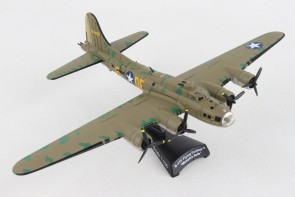 B-17F Memphis Belle Postage Stamp PS5413 Scale 1:155