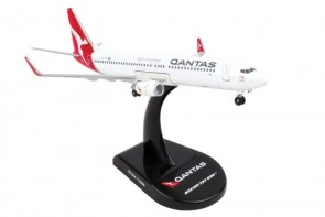 Qantas Boeing 737-800 die-cast by Postage Stamp PS5815-5 scale 1:300