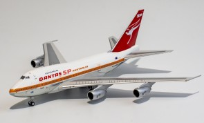 """Qantas Boeing 747SP VH-EAA """"City of Gold Coast - Tweed"""" NG Model NG model 07009 scale 1:400"""