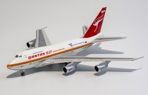 Qantas Boeing 747SP VH-EAB Winton Brisbane Commonwealth Games livery NG Model NG model 07010 scale 1:400