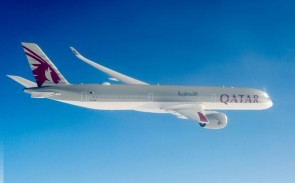 Qatar Airbus A350-1000 Skymarks SKR1074 Scale 1:200