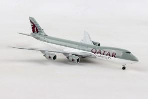 Qatar Cargo Boeing 747-8F A7-BGB Herpa 531993 scale 1:500