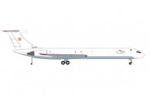 Rada Airlines Ilyushin IL-62MF EW-450TR Илью́шин Ил-62 Herpa 571715 scale 1:200