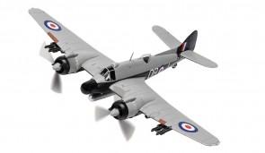 RAF Bristol Beaufighter TF10 No45 Squadron Operation Firedog Kuala Lumpur Malaya 1949 Corgi CG28602 scale 1:72