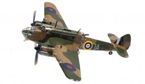 RAF Bristol Beaufort Mk1 die-cast Corgi CG28901 scale 1:72