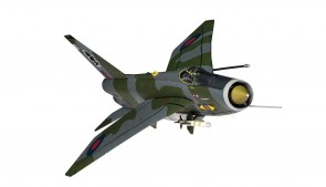"RAF English Electric Lightning August 1987 ""˜The Last Lightning Show"" Corgi Aviation 28403 scale 1:48"
