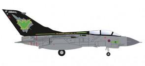 Green Bat RAF Panavia Tornado GR.4 No IXB Sqn Tornado Farewell Tour Herpa 570510 Scale 1:200