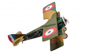 "RAF Spad XIII ""White 3"" Pierre Marinovitch 'The Reapers' Youngest French Air Ace of WWI Corgi CG37909 Scale 1:48"