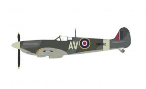 RAF Spitfire Vb Wing Cdr. Alois Vasatko DFC Exeter (Czech) Wing June 1942 Hobby Master HA7855 scale 1:48