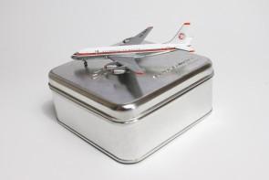 Rare! Aeronaves de Mexico DC-8-21 XA-MEX Aeromexico Tin GJAMX156B 1:400