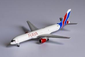 Raya Airways Boeing 757-200PCF 9M-RYA die-cast NG Models 53165 scale 1:400