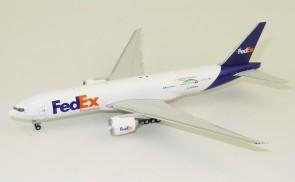 FedEx Cargo Boeing 777-200F N878FD Phoenix 04351 scale 1:400