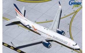 Regional Express Rex Boeing 737-800 VH-RQC die-cast Gemini jets GJRXA1985 scale 1:400