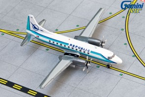 Republic Convair CV-580 N2728R Gemini Jets GJREP1407 scale 1-400
