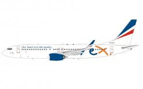 REX Regional Express Boeing 737-800 VH-REX Australia stand InFlight IF738ZL0621 scale 1:200