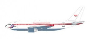 Royal Canadian Air Force A310-300 Gemini 200 G2CAF862 scale 1:200