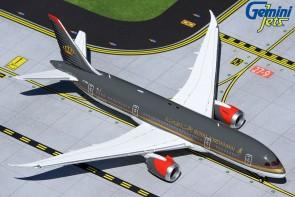Royal Jordanian Airlines Boeing 787-8 Dreamliner الملكيَّة الأردنيَّة JY-BAC Gemini GJRJA1976 scale 1:400