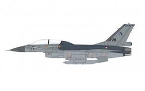 Royal Netherlands AF F-16BM Fighting Falcon RNLAF 22 Squadron RNLAF Volkel AB 2006 Hobby Master HA3890 scale 1:72