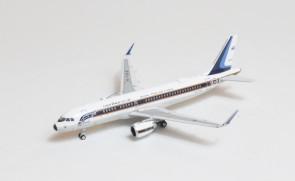 Royal Thai Air Force Airbus A320 HS-TYW Phoenix 11686 die-cast model scale 1:400