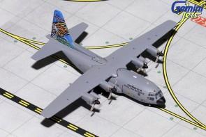 Royal Thai Air Force 30 Anniversary C-130 Hercules 60108 Gemini GMTAF082 scale 1:400