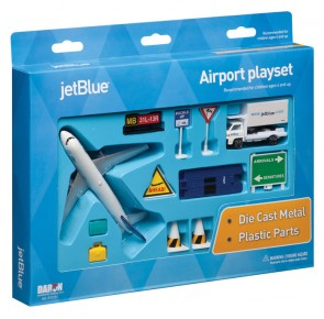 JetBlue Airport Play Set RT1221