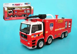 Fire Department of New York (FDNY) Rescue 1 Pullback RT18394