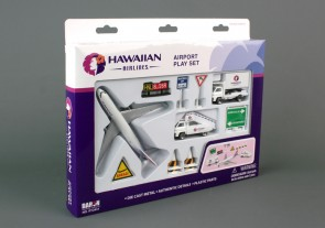 Hawaiian Airlines Airport Play Set RT2431