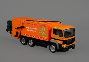 Action City Recycling Truck RT38330R