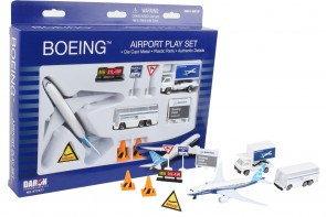 Boeing Commercial Airport Play Set RT7471