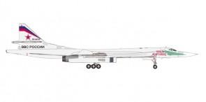 Russian Air Force TU-160 RF-94105 die-cast Herpa HE559867 scale 1:200