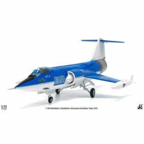 F-104 Starfighter Starfighters Acrobatic Team JCW-72-F104-001 1:72