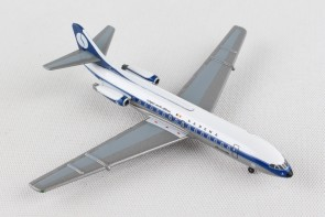 Sabena Sud Aviation Caravelle OO-SRA Herpa die-cast 531672 scale 1-500