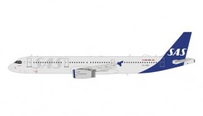 SAS Scandinavian first new livery Airbus A321-200 OY-KBH NG Models 13005 scale 1400