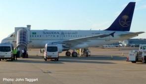 Saudia Royal Flight Airbus A318 Herpa Wings 534727 scale 1:500