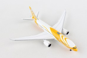 Scoot Boeing 787-8 Dreamliner 9V-OFG Kama Scootra Herpa 531627 scale 1-500