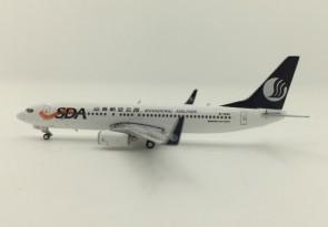 Shandong 山東 Boeing 737-800 Reg B-7569 Phoenix 11370 Scale 1-400