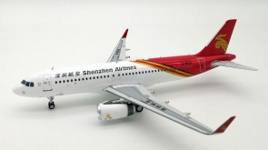 Shenzhen Airlines Airbus A320-200 B-8636 With Stand Inflight IF320ZH02 Scale 1:200