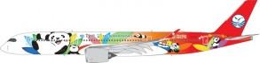 Sichuan Airlines Airbus A350-900 Panda Route B-306N 四川航空 Phoenix 11542 scale 1400