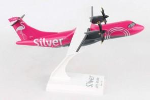 Silver ATR-42 N400SV Bella Flamingo Skymarks SKR965 scale 1-100