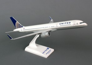 Skymarks United Airlines 757-200ER W 1/150 Post Co Merger Livery
